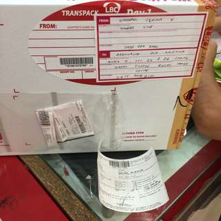 Proof of shipment! Thanks for trusting!!