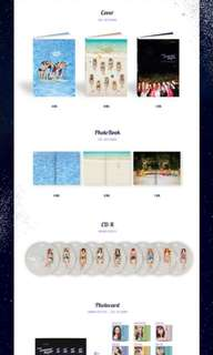 [Incoming Instock] Twice Summer Nights Unsealed Album