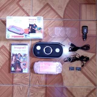 PSP 3000 Slim (DEFECTIVE)