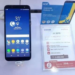 Kredit Samsung J6 2018 Proses 3 menit