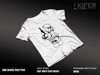 Starwars Care Bears
