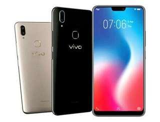 Vivo V9 4/64Gb Black/Gold/Red