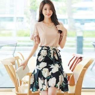 Terno Top + Skirt COD