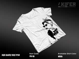 Pin up Girl Shirt