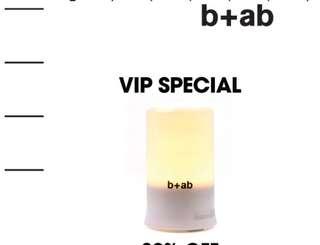 b+ab香熏燈