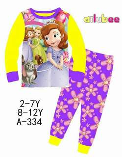 Pyjamas sofia the 1st