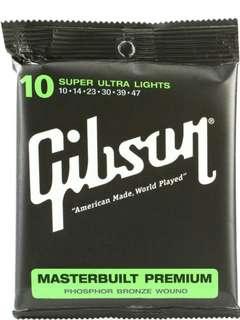 GIBSON Masterbuilt Premium Guitar Strings