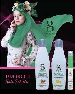 🚚 BROKOLI Hair Solution