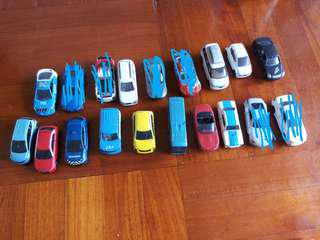 Tomica $15 for 1