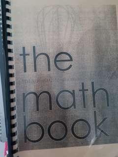 H2 Mathematics lecture book