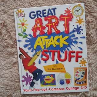 Great Art Attack Stuff with Neil Buchanan