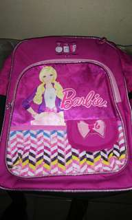Barbie back pack for teens