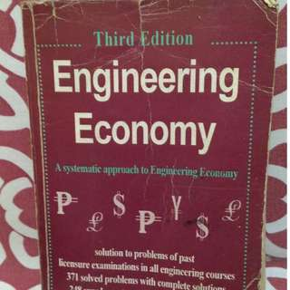 📚Engineering Economy by Matias Arreola