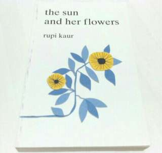 New Copy: the sun and her flowers by rupi kaur
