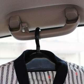 Car teLescopic hanger