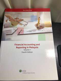 Financial Accounting and Reporting in Malaysia (volume 1)