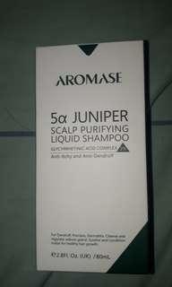 Aromase 5 Juniper Scalp Purifying liquid shampoo