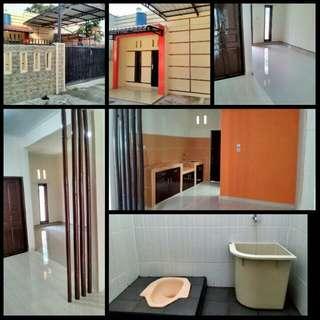 Dijual RUMAH di jalan veteran pasar 9 helvetia, komplek Mutiara Residence 2