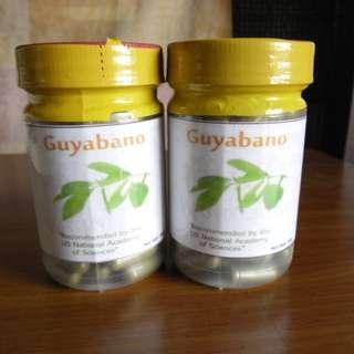 Guyabano Herbal Capsule