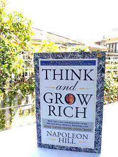 Business Book - Think and Grow Rich (Indonesian)