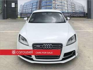 Audi TTS Coupe 2.0A TFSI Quattro S-tronic