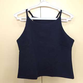 Ble cropped top
