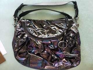 Authentic Gucci horsebit bag! 99% new