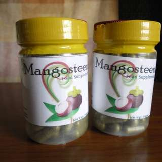 Mangosteen Herbal Capsule