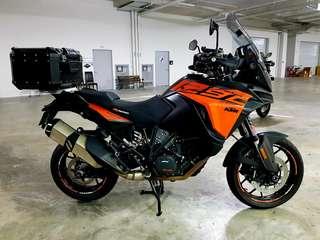 KTM Bike Wrap