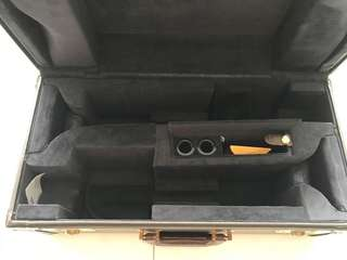 Trumpet Double Hard Case