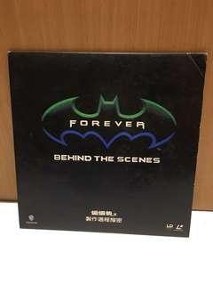 蝙蝠俠製作過程搜密 LD 雷射影碟
