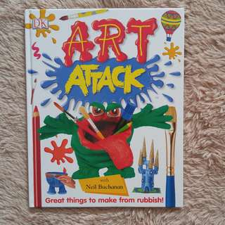 Art Attack - Great Things To Make from Rubbish