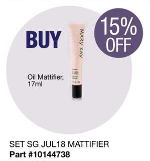 🚚 Oil Mattifier💗 Fight the shine with an unlit mate Oil-Absorber.... July Promo👏🏻👏🏻