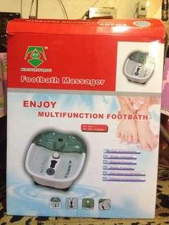 Footbath Massager