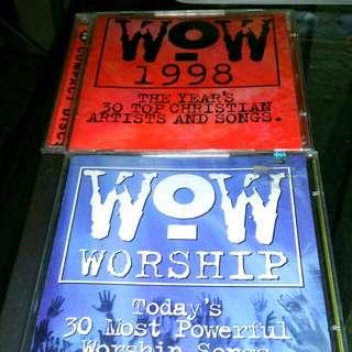 2 cds Praise And Worship