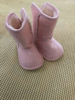Pink H&M boots