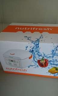 全新 nutrifresh compact multifunction rice cooker 多功能電飯煲,有換購單