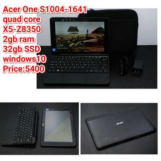 Acer One S1004-1641 quad core