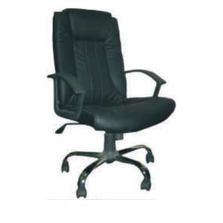 highback office leather chair - ch6066