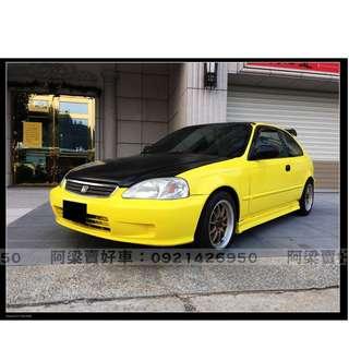 2000年-本田-K8 (代步好開.無惡超) 買車不是夢想.輕鬆低月付.歡迎加LINE.電(店)洽