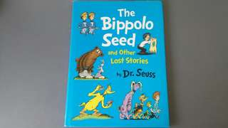 BN The Bippolo Seed And Other Lost Stories By Dr Seuss