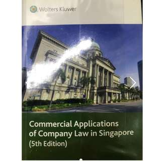 Company Law Wolters Kluwer