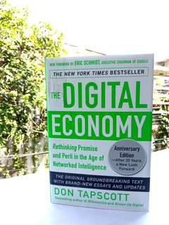 Business Book - The Digital Economy