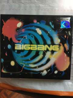 Big Bang CD + DVD