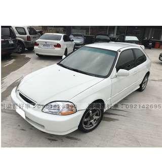 1998年-本田-K8 (代步好開.車況優) 買車不是夢想.輕鬆低月付.歡迎加LINE.電(店)洽