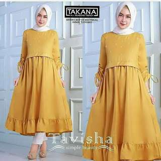 Tavisha tunik dress