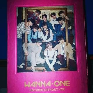 Wanna One 連小卡或淨專
