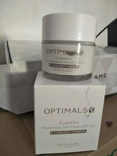 Optimals Even out Day Cream SPF 20