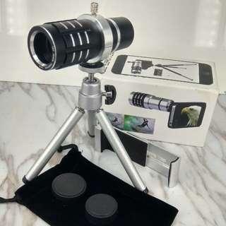 Lens zoom