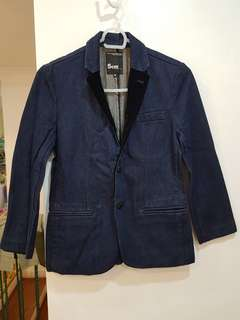 5cm Denim Jacket